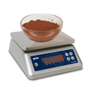 Balance étanche pour métiers de l'alimentaire - 30kg/2g