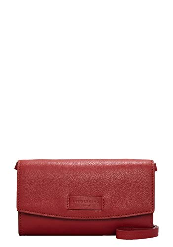 Liebeskind Berlin Damen ClutchSE9-Essent Clutch, Italian red, 4x12x21 cm