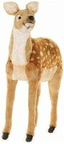 Hansa Plush - 32 Large Standing Bambi Deer by Hansa