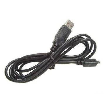 Cable de USB de repuesto para Amazon Kindle eBook lectores–Compatible con todos los modelos–sincronización y carga por Dragon Trading®