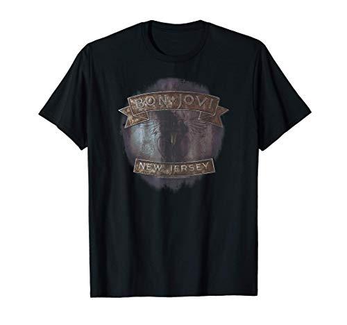 Bon Jovi New Jersey T-Shirt