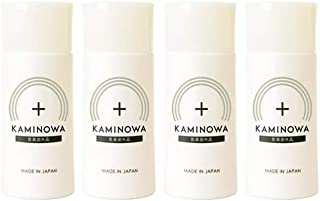 医薬部外品 薬用育毛剤 法之羽 KAMINOWA カミノワ 【メーカー正規品4本セット】