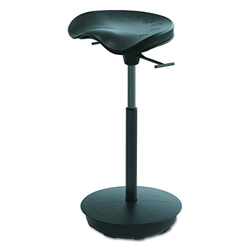 Focal Pivot Chair, Black