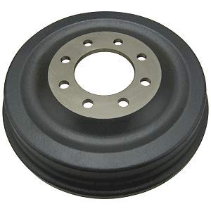 Parts Brake Drum Compatible with Ford Tractor 600, 700, 800, 900, 601, 701, 901, 801, 2, NCA1126A