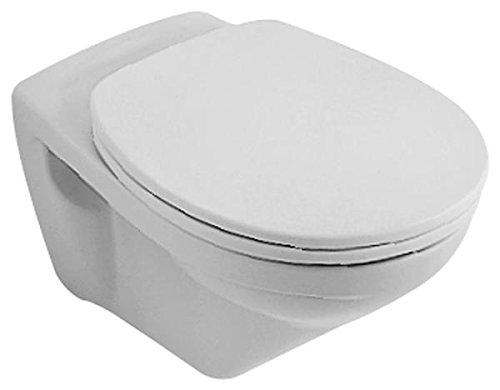 Villeroy & Boch Tiefspül-WC Omnia Classic 360x540mm wandhängend Weiß CeramicPlus