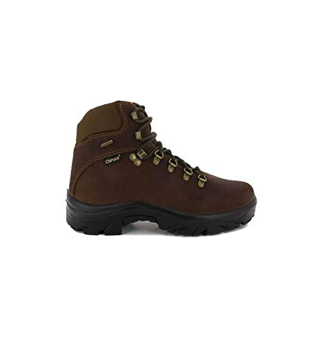 BOTA CHIRUCA POINTER COLOR MARRON GORE-TEX (43)