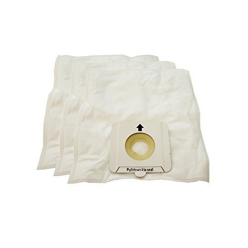 Bissell 42Q8 Opticlean Canister Vacuum Bags, 3 bags per pk # 2138059