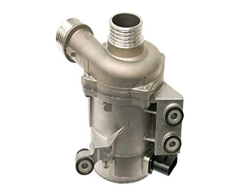 Genuine OEM Engine Water Pump Electric For BMW E60 E61 E70 E82 E83 E85 E86 E88 E89 E90 E91 E92 E93 F30 1 3 5 X Z Series 3.0si Base Coupe Roadster 3.0i sDrive30i xDrive30i 3.0L L6 Natural Asp