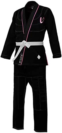 UFG Female Essential Brazilian Jiu Jitsu Kimono BJJ Gi Uniform Special Edition for Female Kids product image