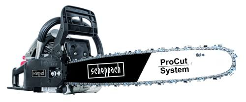 scheppach Benzin Kettensäge CSP5300...