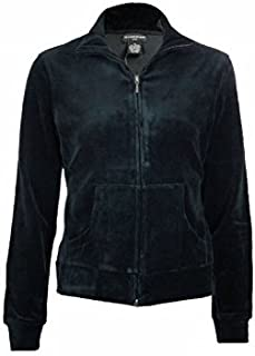 Women's Velour Track Jacket
