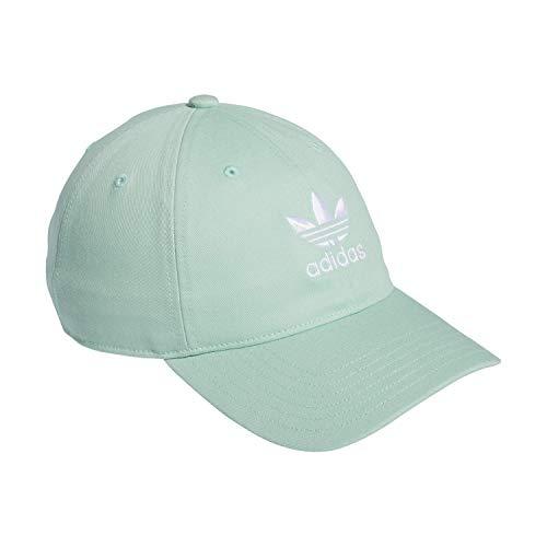 adidas Originals Strapback - Gorra Ajustable, Hombre, Gorras de béisbol, Verde Rubor, Talla única