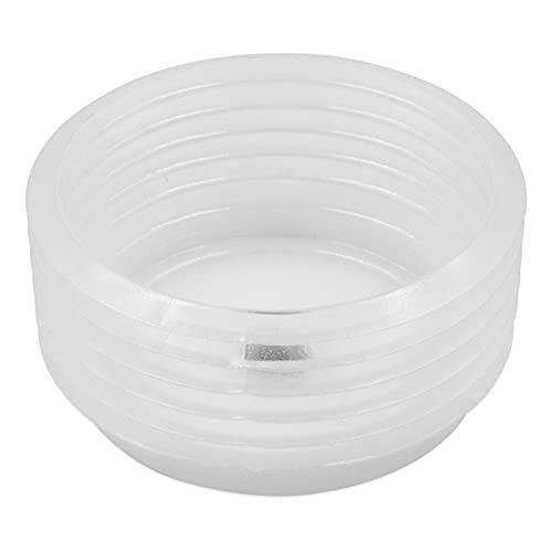 POHOVE - Sega a tazza per raccogli polvere per trapano e frassini, per cartongesso e polvere, per raccogli polvere e raccogli polvere, per aprire fori da 1,6 a 12,5 cm