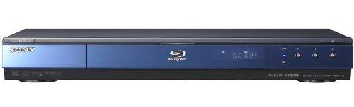 Sony BDP S 350 Blu Ray Player (1080p Full HD, Dolby True HD, DTS HD) blau/schwarz
