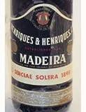HENRIQUES Sercial Solera 1898 - Madeira
