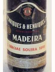 HENRIQUES Sercial Solera 1898