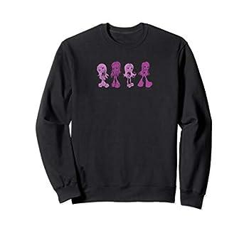 Bratz Minimal Line Up Sweatshirt