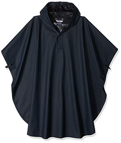 Charles River Apparel Kids' Big Pacific Poncho, Navy, One Size