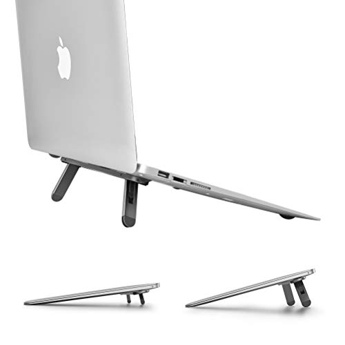 ノートパソコン スタンド PCスタンド ノート 折りたたみ 傾斜 角度 放熱 冷却 PC MacBook スタンド 軽量 持...
