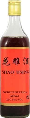 Alkoholhaltiges Reisgetränk 600ml SHAO HSING alc. 14% vol SHAO XING