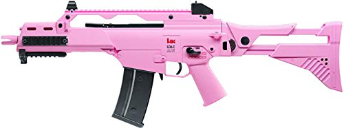 HECKLER & KOCH G36 C IDZ Advanced Pink Airsoft Gewehr, 500-745 mm