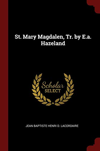 ST MARY MAGDALEN TR BY EA HAZE