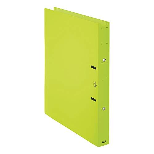 たすけあ利用者カルテリングファイル FL-808RF(グリーン)33MMFL-808RF(グリーン)33MM(24-8244-12)【プラス】(販売単位:1)
