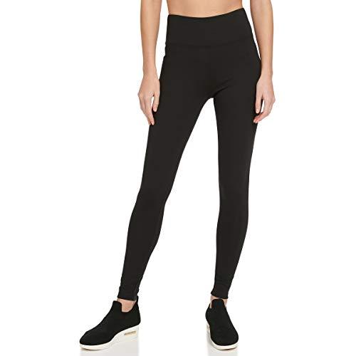 DKNY Damen Tummy Control Compression Leggings Kompressionshose, schwarz, X-Klein