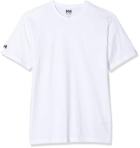 Helly Hansen Crew T-Shirt pour Homme S Blanc