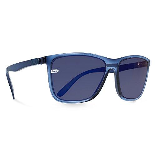 gloryfy unbreakable eyewear gloryfy Gi15 St. Pauli Vintage blue Sonnenbrille, Blau, L
