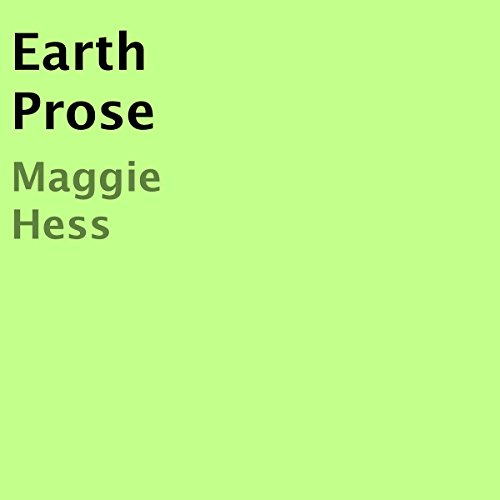 Earth Prose audiobook cover art