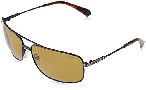 Polaroid PLD 2101/S Gafas, YZ4, 63 para Hombre