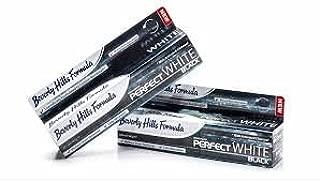Beverly Hills Formula Perfect White Black Toothpaste 100ml (pack of 2) by Beverly Hills Formula