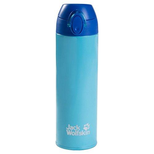Jack Wolfskin Thermolite Bottle 0.5L Blau, Trinksystem, Größe 0.5L - Farbe ICY Lake Blue