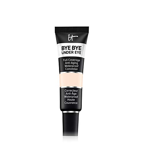 It Cosmetics Bye Bye Under Eye Full Coverage Concealer, Medium, 0.28 fl oz.