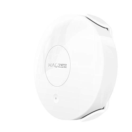 Smart WiFi Water Sensor,Built in Battery,Smart Flood Detector with Remote Probe Water Resistant¡