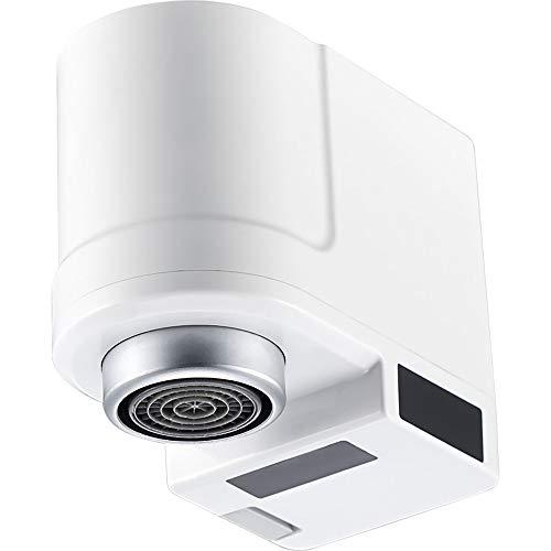 YICI adaptador de grifo sin contacto inteligente sensor grifo para cocina baño sensor infrarrojo automático con protección anti-desbordamiento fácil de instalar