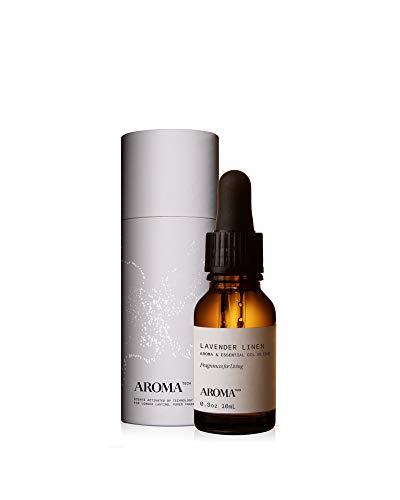 AromaTech Lavender Linen for Aroma Oil Scent Diffusers - 10 Milliliter