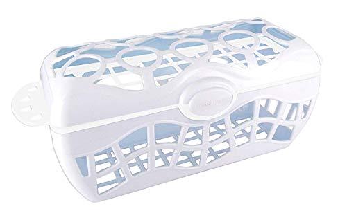 dBb Remond 190905 - Cestino per lavastoviglie, specifico per accessori per bebè, colore: Bianco