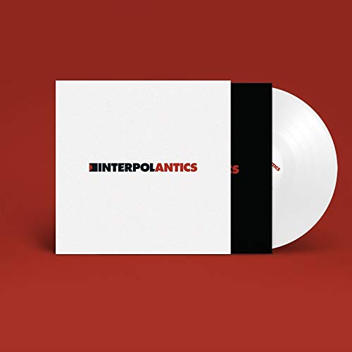 Antics-White [Import]