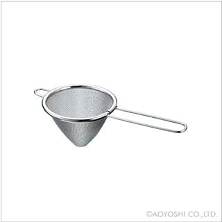 TEA&COFFEE シンプル 茶こし 円錐 018855