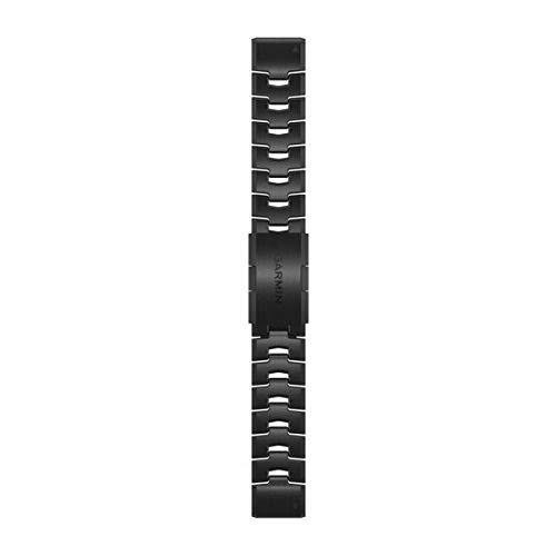 Garmin Pulsera Quick Fit, 22 mm, gris carbón