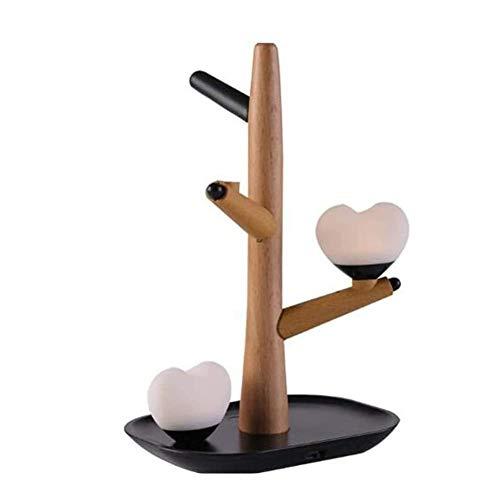 STERB Lámpara de Mesa de inducción Inteligente del Cuerpo Humano, lámpara de Noche magnética pequeña para Control de Noche, lámpara de Noche USB Recargable