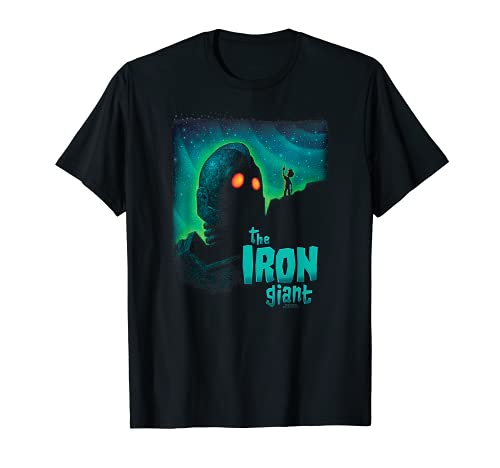 The Iron Giant Look to the Stars T-…