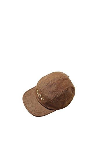 edc by Esprit Accessoires Herren 048CA2P002 Baseball Cap, Braun (Camel 230), One Size (Herstellergröße: 1SIZE)