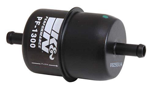 K&N PF-1300 Fuel Filter, Multicolor