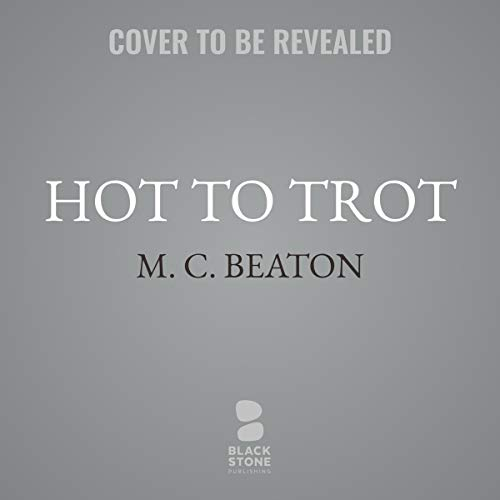 Hot to Trot audiobook cover art