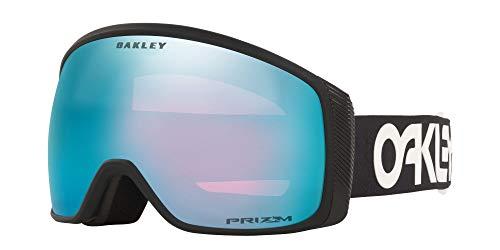 Oakley Unisex adulto FLIGHT-TRACKER-XM-0OO7105710507 FLIGHT-TRACKER-XM-0OO7105710507, negro (prizm snow sapphire)
