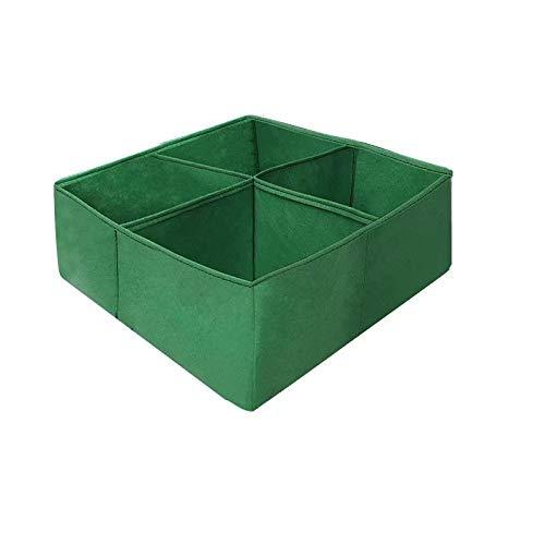 KEBYGartenbettenPflanzkasten Topfbeutel für Kräuter, Pflanzen, Blumen, Gemüse für Garten oder Terrasse
