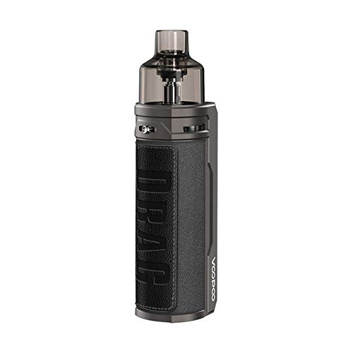 VOOPOO DRAG S Kit Pod System Box Mod Vape Kit with PnP coils 4.5ml cartridge 2500mAh battery 60W Electronic Cigarette Vaporizer (Classic)
